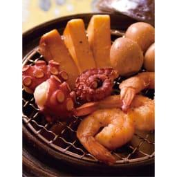 スモーク料理を簡単に!煙の出ない燻製鍋 (5)余熱調理で出来上がり。