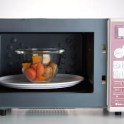 HARIO ハリオ 耐熱ガラス製ボウル2個セット 電子レンジもOK!