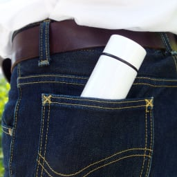 ポケットに入るマグボトル ポケットミニボトル ポケットにも入ります!