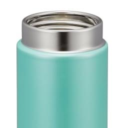タイガー魔法瓶ステンレスミニボトル〈サハラマグ〉 500ml マグカップのような口あたり。なめらか飲み口(MMP-J型、MMZ-A型)。ステンレスの清潔さと、飲み心地の良さを両立させたなめらか飲み口。飲み口専用のパーツがないのでお手入れも簡単です。