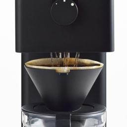 「カフェ・バッハ」 田口護氏監修 全自動コーヒーメーカー6杯用 (TWINBIRD CM-D465B)
