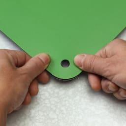 あっという間に解凍!アルミ解凍板 プロフボード(まな板3枚付き) まな板をセットしてそのまま調理可能!