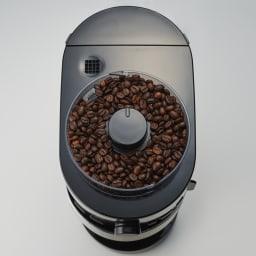 siroca シロカ コーン式全自動コーヒーメーカー 100gの豆が収納可