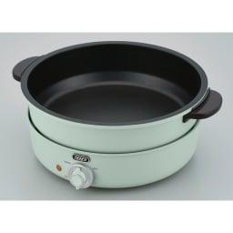 たこ焼きもチーズフォンデユも!Toffy/トフィー 電気グリル鍋