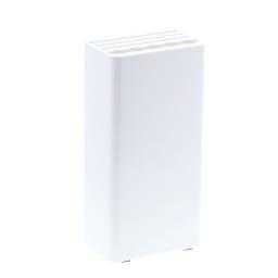 キッチンナイフ&ハサミスタンド タワー ア)ホワイト