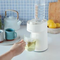 recolte/レコルト 2秒でお湯が出る!ホットウォーターサーバー 【80℃】煎茶・お湯割りなど