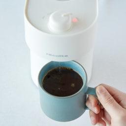 recolte/レコルト 2秒でお湯が出る!ホットウォーターサーバー 【MAX約95℃】コーヒー・即席スープなど