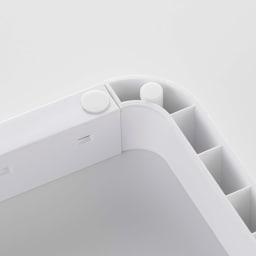 シンク下 伸縮鍋蓋 & フライパンスタンド タワー