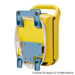 recolte/レコルト プレスサンドメーカー プラッド ミニオン ホットサンドメーカー 収納時に便利なコードクリップ付き。