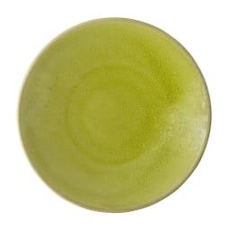 Jars デザートプレート TOURRON (ウ)アボカド 差し色にもぴったり、華やかなグリーン。
