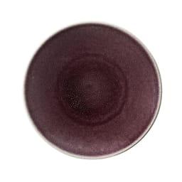 Jars/ジャス スーププレート TOURRON 同色2枚組 (イ)パープル 上品で温かみのある落ち着いた色彩。