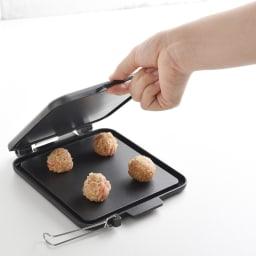 トースターではさみ焼き スナッキー 作り方(2)