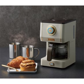 Toffyアロマドリップコーヒーメーカー 写真