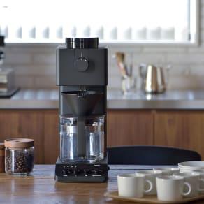 田口護氏 全自動コーヒーメーカー大容量900mL 写真