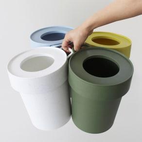 タップトラッシュ 10L ダストボックス ゴミ箱 写真