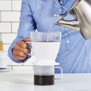 OXO/オクソー オートドリップ コーヒーメーカー 写真