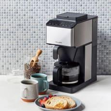recolte/レコルト コーン式全自動コーヒーメーカー