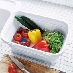 キッチンソフトタブ たためる洗い桶