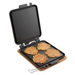 トースターではさみ焼き スナッキー 使用イメージ