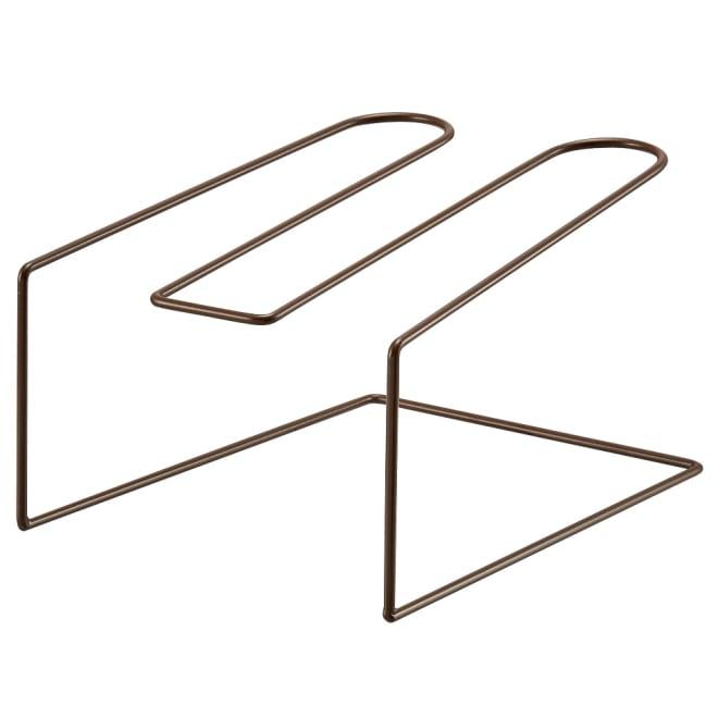 シューズ&ブーツホルダー 5個組 下駄箱内のデットスペースを見逃さず、有効活用して1年中、収納量が倍増。 ※お届けは5個組です。
