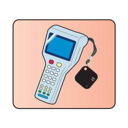 迷子や盗難防止になる 「リーベックス 離れるとアラーム」 スマホやノートPCなどの情報端末に。