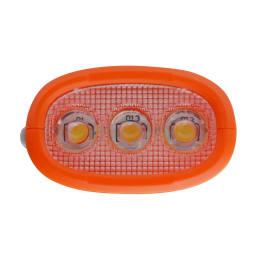 多機能自家発電ライト スーパーミニDX-S LEDライト搭載