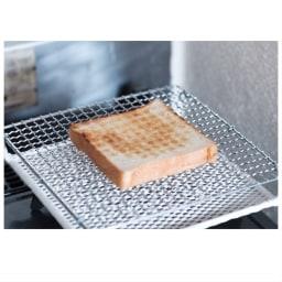 ふっくらおいしくパンを焼く セラミック焼網 小サイズ 大サイズ