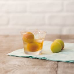 OLALA フルーツビネガーメーカー 【果実酒】梅酒…果実酒の定番。さわやかな味と香りを楽しんで