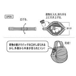Shupatto/シュパット コンパクトバッグ L