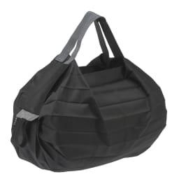 シュパット ポケッタブルバッグ (ア)ブラック