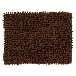 SUSU抗菌ストロングWバスマットS (カ)チョコレートブラウン