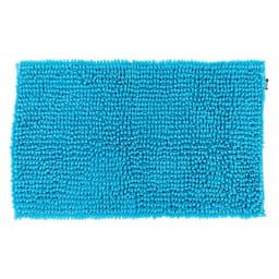 SUSU抗菌ストロングWバスマットL (コ)カジュアルブルー