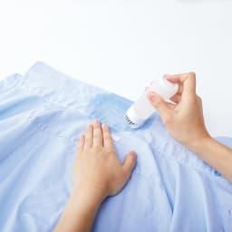 きれいに暮らす。部分洗い洗濯ブラシ