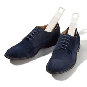 帰宅して靴にさっと入れるだけ 【脱臭・調湿できる珪藻土スティック 】同色2個組 写真