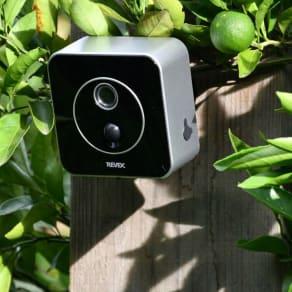 リーベックス液晶画面付きセンサーカメラ 写真
