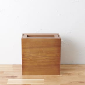BURUN ごみ袋が隠せるダストボックス 写真