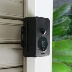 リーベックス 耐水仕様 センサーカメラセット 写真