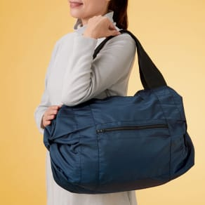 Shupatto(シュパット) ボストンバッグ (コンパクトバッグ・エコバッグ・携帯バッグ・旅行 写真