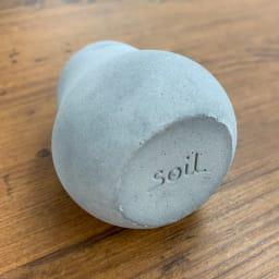 玄関や下駄箱の湿気・臭い対策に! SOIL 調湿脱臭剤 フレッシェン3個セット  左官の技術や材料( 珪藻土)を用いてつくられたプロダクト s o i l( ソイル)の商品です。