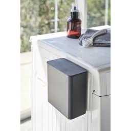Tower/タワー マグネット洗濯洗剤ボールストッカー 強力磁石でずり落ちにくく便利です。