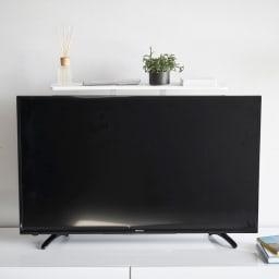 薄型テレビラック スマート 使用イメージ