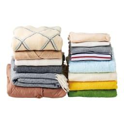 防ダニシート付 おふとん変身 収納袋 かさばるセーターやジャケットなどを入れて、衣類収納に