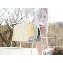 乾度良好(R)  PLYS カララカ バスマット 軽量で移動もスムーズです。