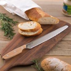 貝印 ブレッドナイフ pas mal WAVECUT/パマルウェーブカット (パン切り包丁)