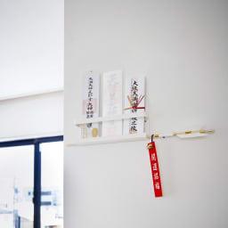 Tower/タワー 神札ホルダー 使用イメージ(ア)ホワイト