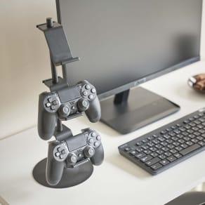 ゲームコントローラー収納ラック スマート 写真