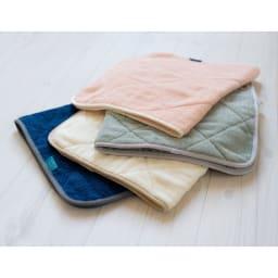乾度良好(R)  PLYS カララカ バスマット 洗いたいときにすぐに洗えるタオル地感覚で、乾きの速いバスマット