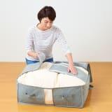 (小) 竹炭 布団収納袋 写真