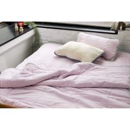 西川×ディノス クールコットン寝具シリーズ 敷きパッド ダブル