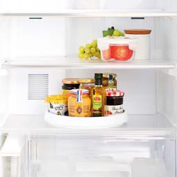 冷蔵庫の回転台 マワリーナ2個組